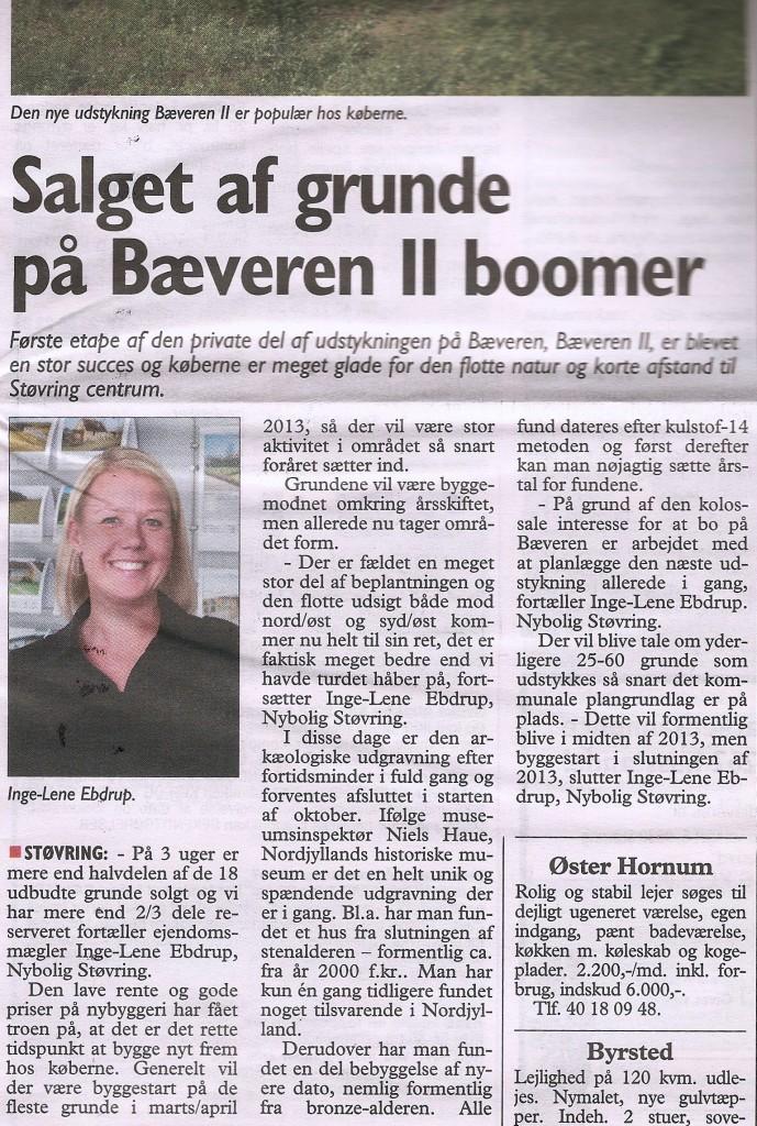 Artikel fra Midthimmerlands Folkeblad